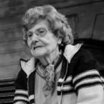 sad older woman