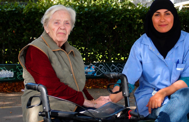 Elder care and abuse
