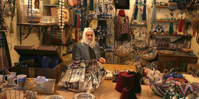 Memories of Syria_Aleppo market