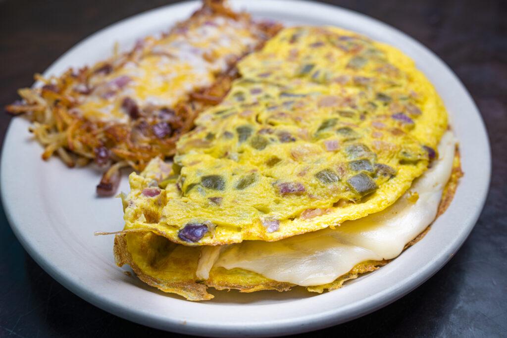 Menus Stoby's Conway Russellville Restaurant Meat Lovers Omelette Breakfast
