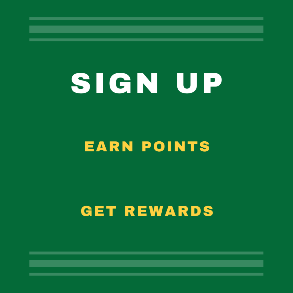 Stoby's Rewards Sign Up