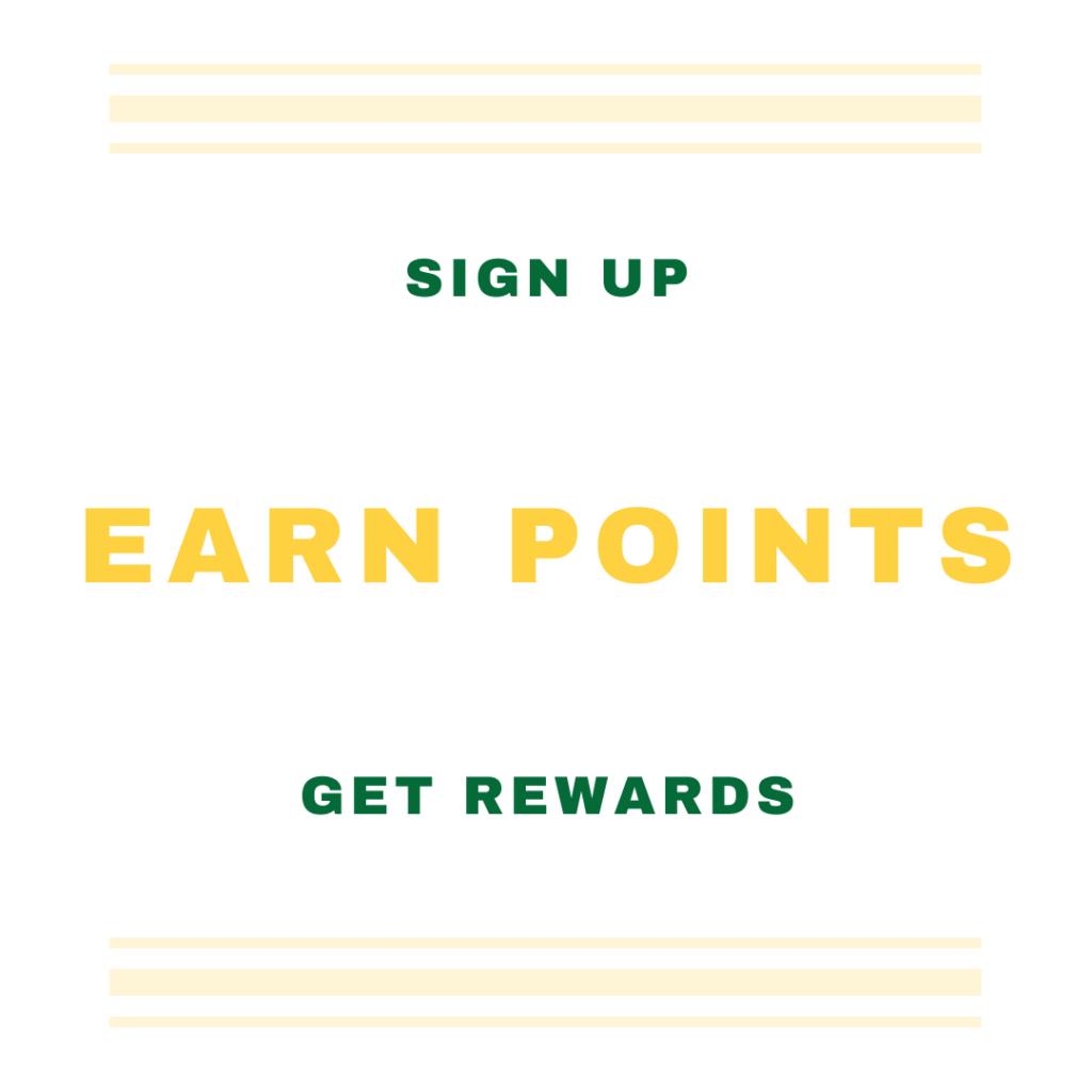 Stoby's Rewards Earn Points