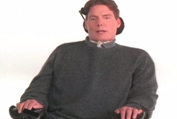 Christopher Reeve PSA