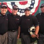 Cape Cod League All Star Game Umpires
