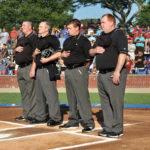 CCBL All Star Game Umpiring Crew