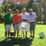 Old partners work for a great cause