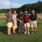 Steve Williams CCBL 2017 Umpire of the Year/ Daniel Silva Award Presentation