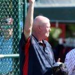 Umpire Returns to say, Thanks!
