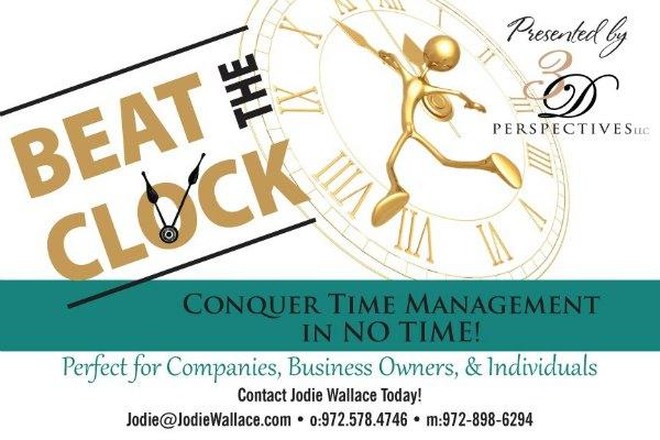 Beat the Clock graphic
