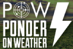 Ponder on Weather logo