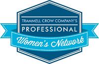 Trammel Crow Company's Professional Women's Network logo