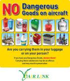 Dangerous Good not allowed on aircraft