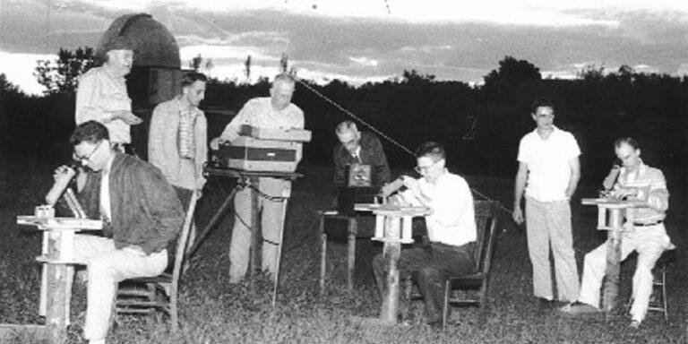 1958 Moonwatch Team