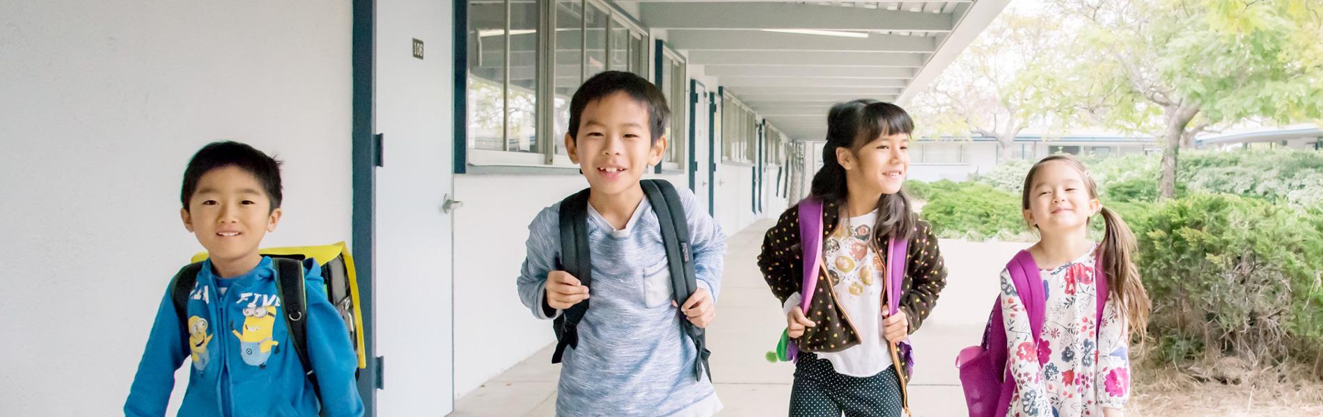 日本人としてのアイデンティティーを育てようとする子ども