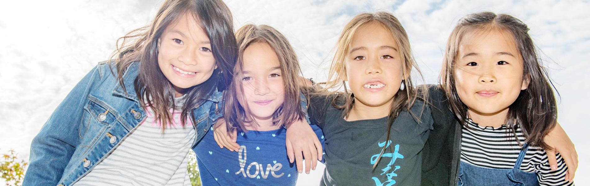 異文化を通して、相互理解できる国際性豊かな子ども