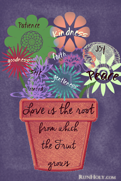 love is the root runholy.com