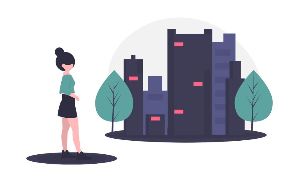 city_girl_illustration