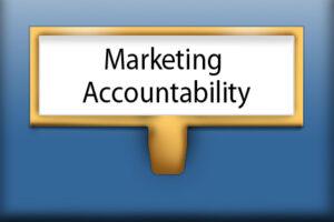 marketing accountability
