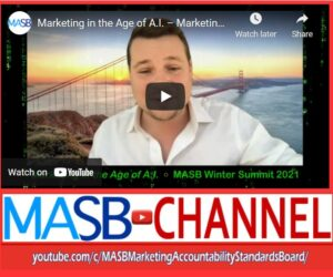 MASB CHANNEL FEATURE: Marketing with Auto-Pilot