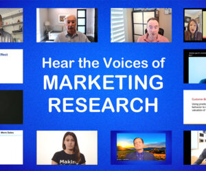 Hear the Voices of Marketing Research