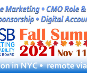 MASB Fall Summit: CMO Role & Tenure, NIL+I Sponsorship and more!