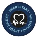 Heartstart First Aid Badge