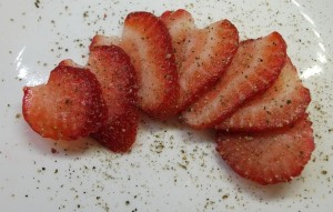 What's That On My Strawberries?