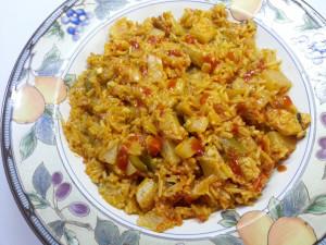 Gochujang Chicken & Rice