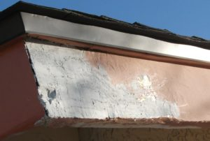Corner Roughed In with Putty