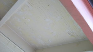 Eave Box Puttied and Caulked