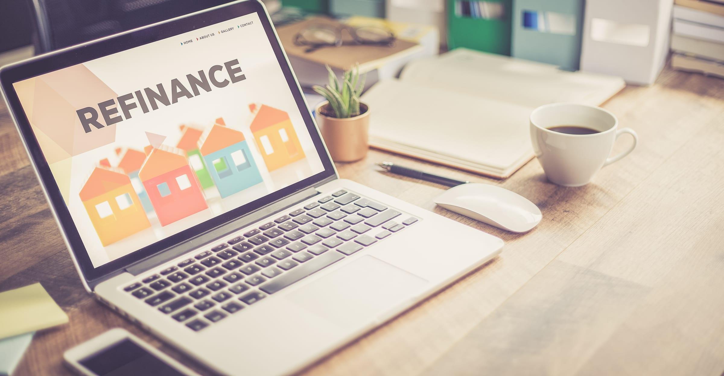 refinance graphic