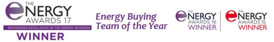 Winner - Energy Buying Team of the Year 2017