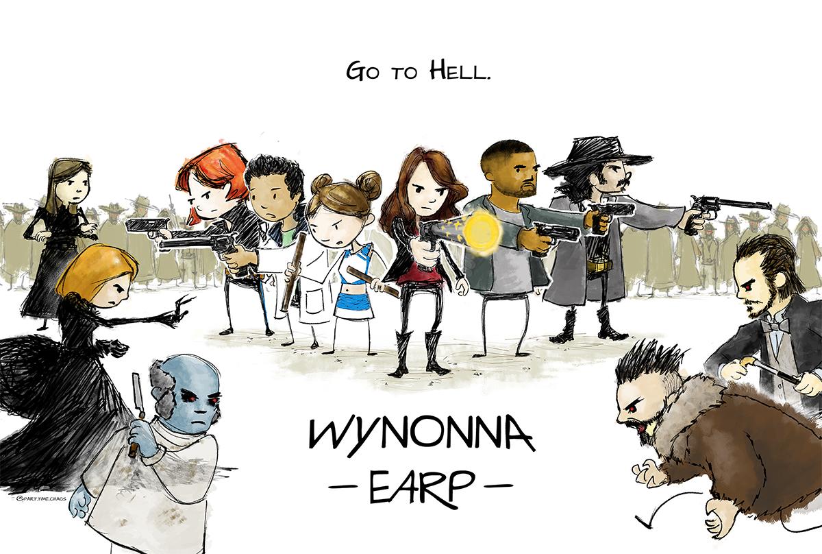 wynonna et al web