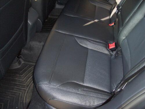 Seat Left Rear