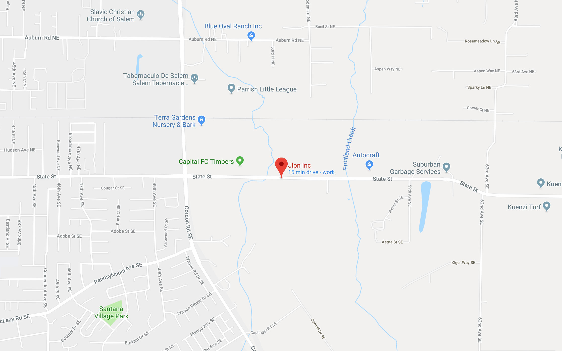 JLPN - Contact: 503-373-9781 - Nursery Location: 5440 State Street, Salem, Oregon 97301. Mailing: 1118 Lancaster Drive NE #409, Salem, Oregon 97301