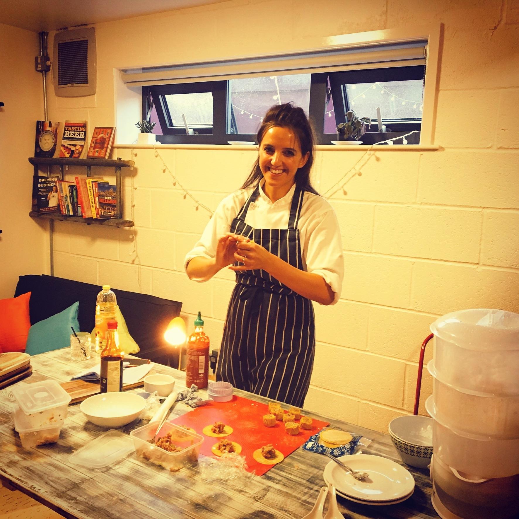 Chef Catherine