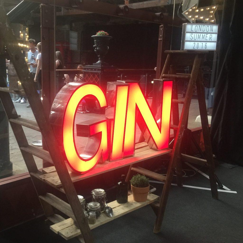 Gin Festival London