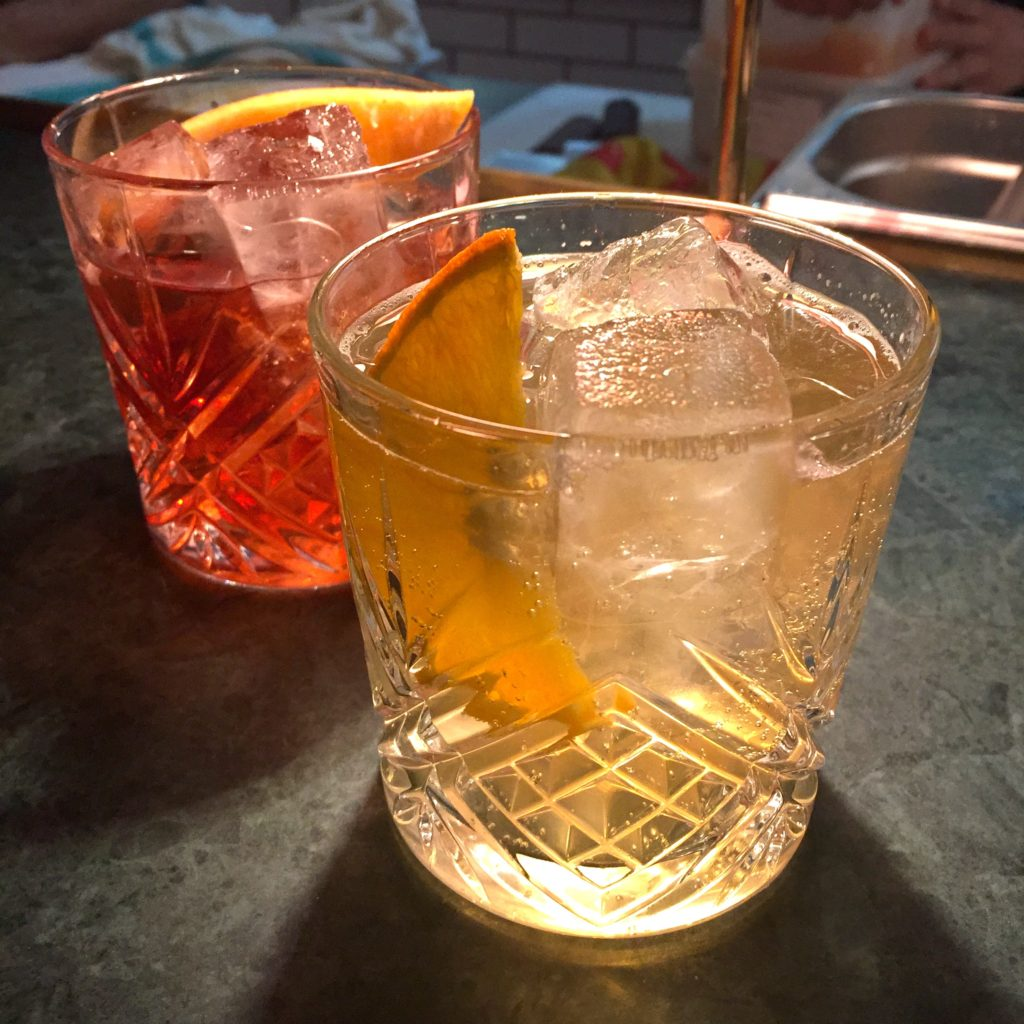 photo of cocktails