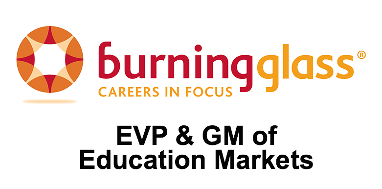 executive vice president and gm education career opportunity