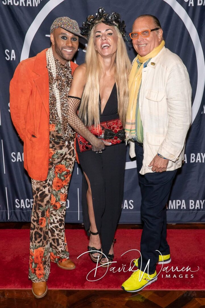 Gallery Events-The Models of Philanthropy- Red Carpet- Aaron Paul, Luciana Pampalone Errol Rappaport_