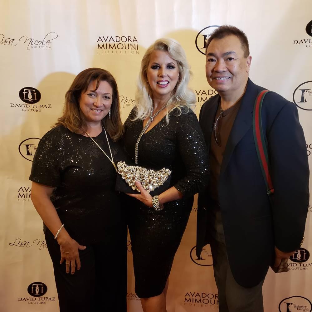NYFW with Rita Cosby _ David Tupaz_
