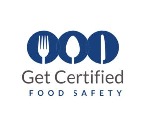 Get Certified Food Safety logo