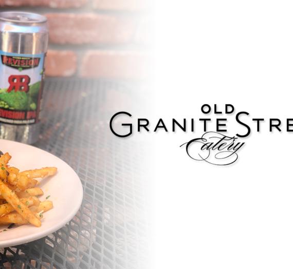 Old Granite Street Eatery