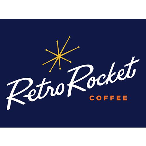 RetroRocket Coffee