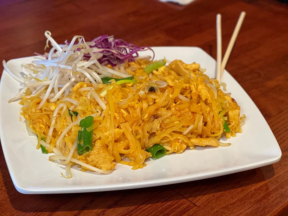 Bangkok Cuisine Pad Thai