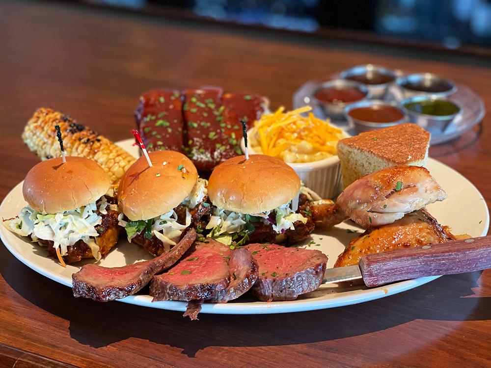 2021 Reno Food & Drink Week Redwood Rotisserie + Grill Ultimate Sampler