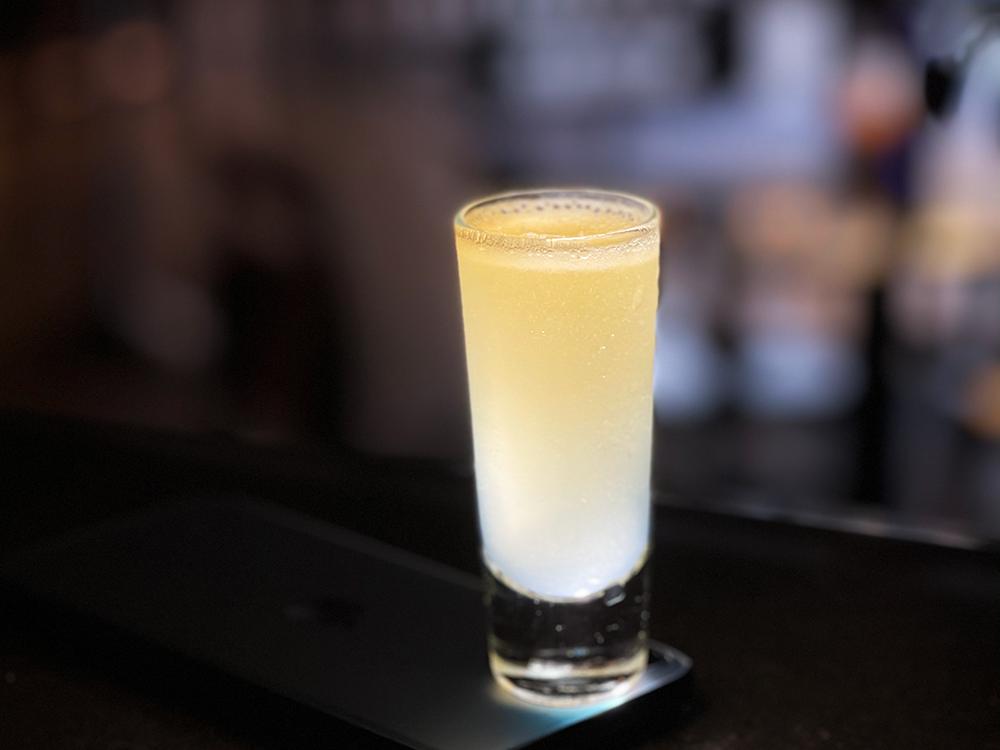 2021 Reno Food & Drink Week Rum Sugar Lime Snaquiri