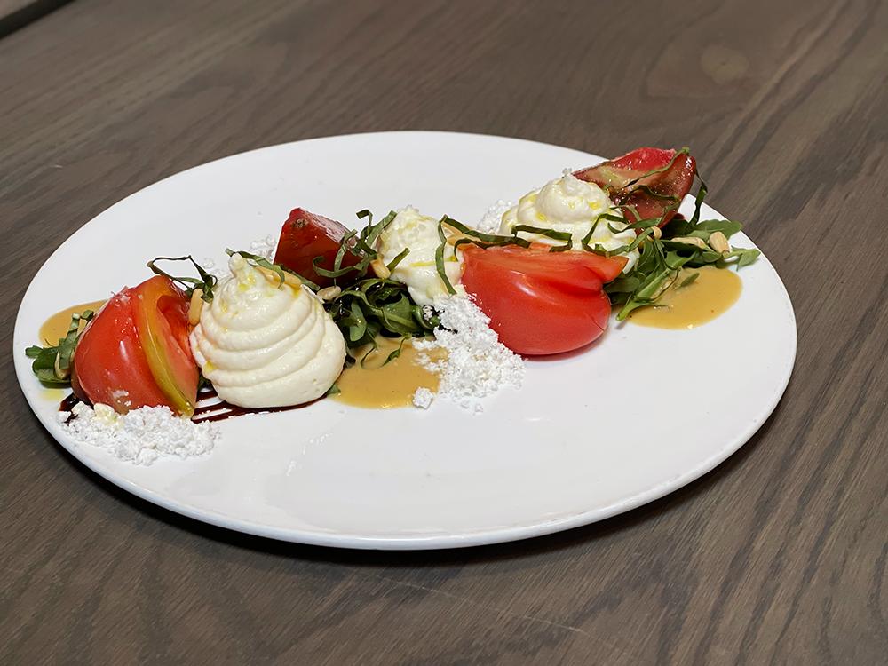 2021 Reno Food & Drink Week The Shore at Renaissance Seasonal Heirloom Salad
