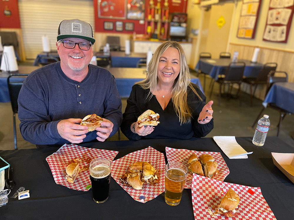 Hungry in Reno and Thirsty in Reno at Reicher's Atomic Chicken
