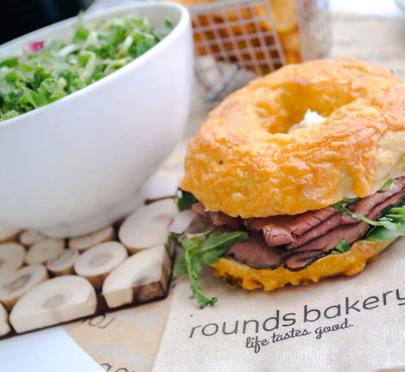Rounds Bakery Rolls out New Location at Legends in Sparks